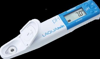 LAQUAtwin pH-meters