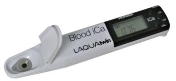 LAQUAtwin Ca-11C Calciummeter voor Dierlijk Bloed