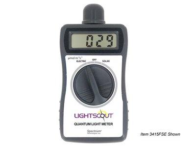 LightScout Quantum PAR-Lichtmeters